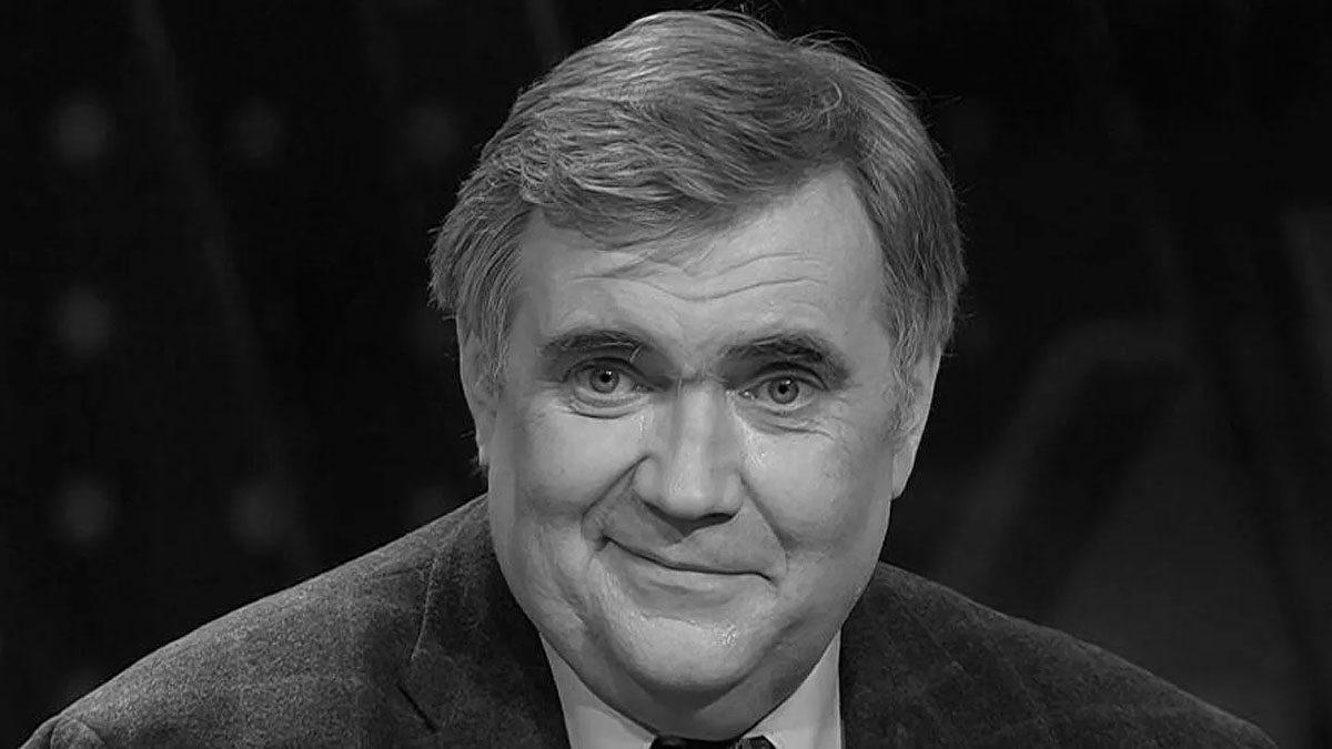 Скончался спортивный комментатор Юрий Розанов
