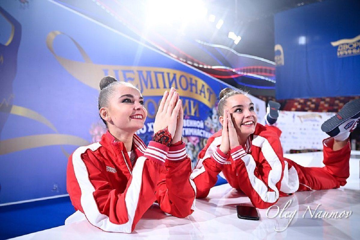 Нижегородские сёстры Аверины выиграли ещё три золота на чемпионате России по художественной гимнастике