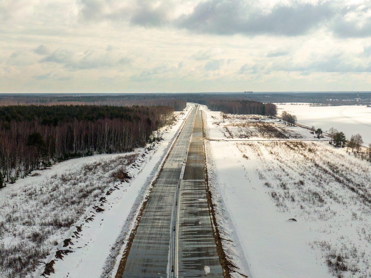 Магистральное решение: что даст районам Нижегородской области строительство автодороги М-12