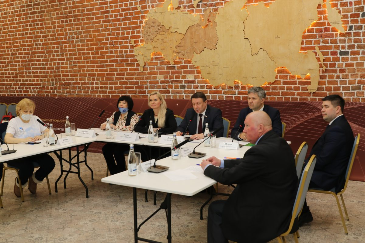 Нижегородская область планирует развивать сотрудничество сволонтерами зарубежных стран