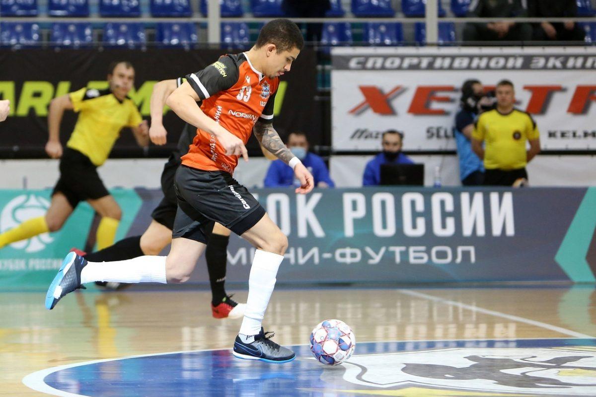 МФК «Торпедо» обыграл свежеиспечённого обладателя Кубка России по мини-футболу