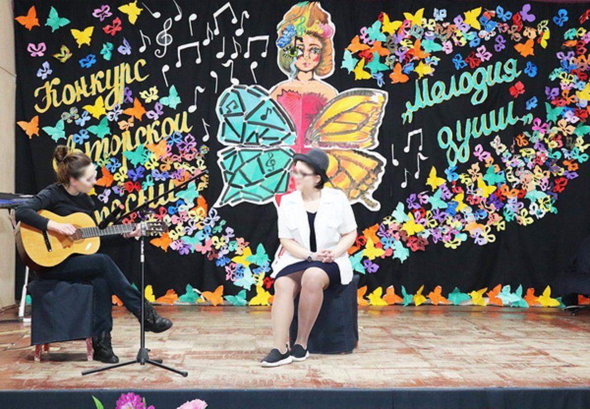 Конкурс авторской песни прошёл среди женщин-заключённых в Нижегородской области