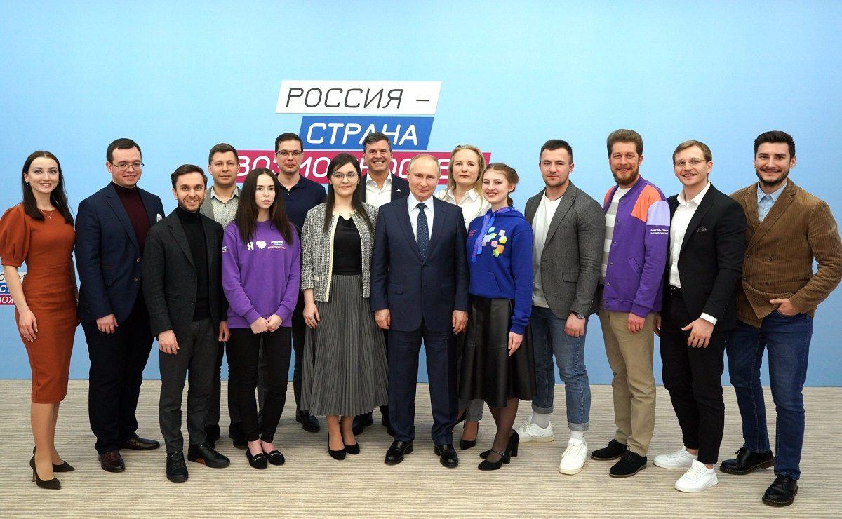 Юрий Шалабаев пригласил Владимира Путина на 800-летие Нижнего Новгорода