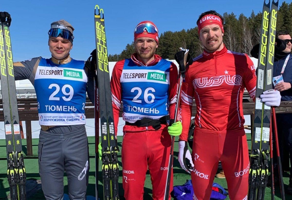 Нижегородский лыжник Артём Мальцев стал чемпионом России