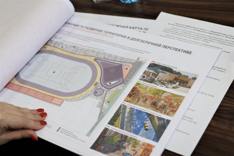 Благоустройство Большой Покровской в Нижнем Новгороде начнется в апреле