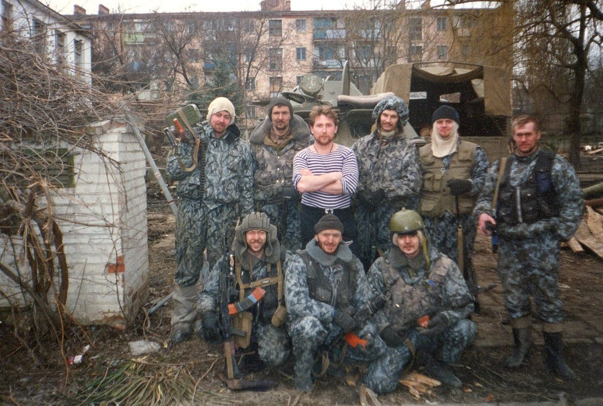 Ушли на грозу: как в Чечне погибли нижегородские милиционеры