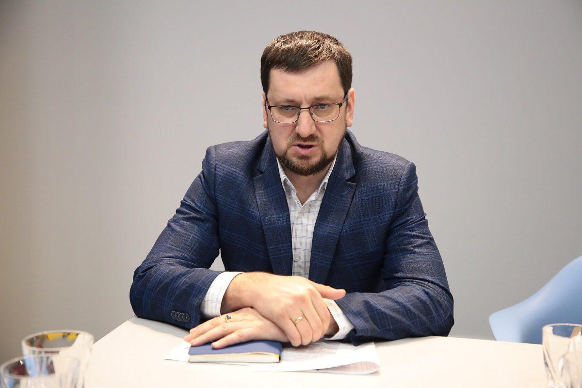 Директор управляющей компании «Управдом-Центр» Александр Борисов ответил на вопросы жителей Дзержинска