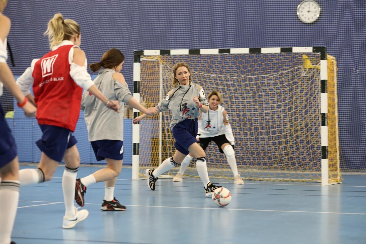 Красивый спорт спасает мир: смотрим, как прошел благотворительный турнир Вeauty Ball в Нижнем Новгороде