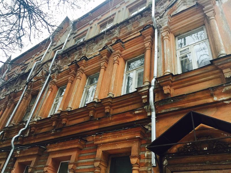 Доследственную проверку проведут в ветхом купеческом доме П. И. Лелькова в Нижнем Новгороде