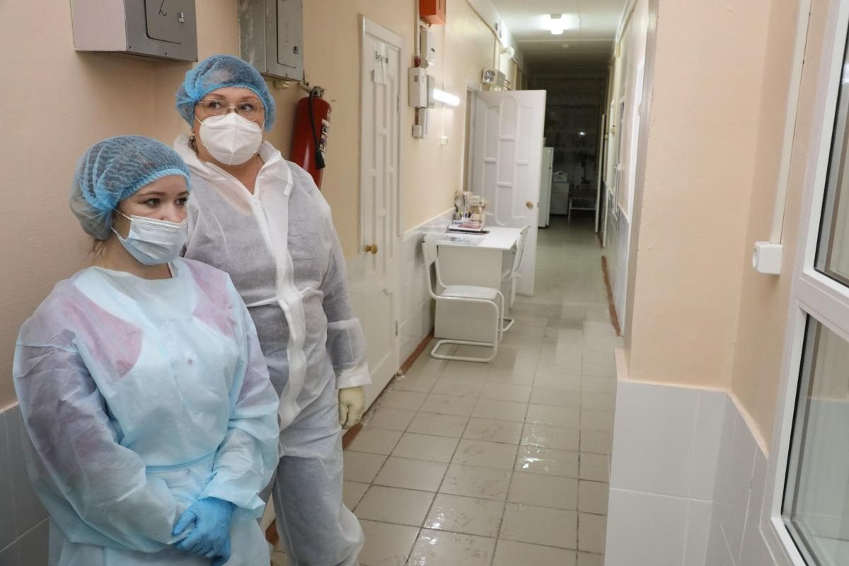 399 нижегородцев, перенесших коронавирус, выписаны заминувшие сутки