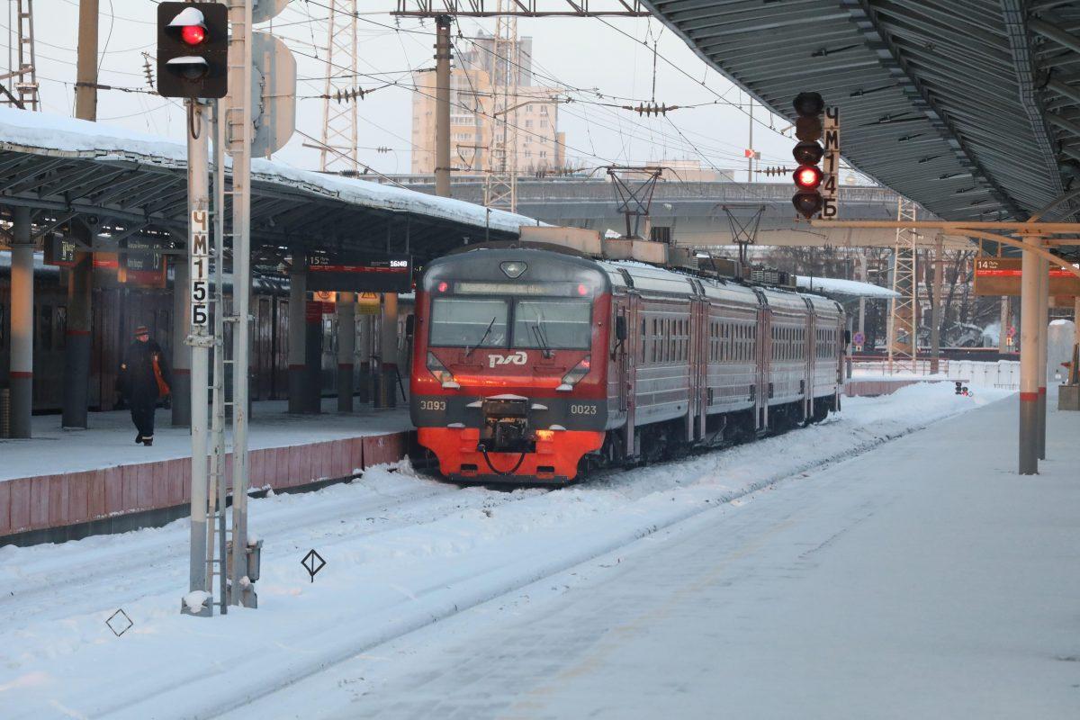 Дополнительные электрички до станции Суроватиха введут в Нижегородской области с 10 апреля