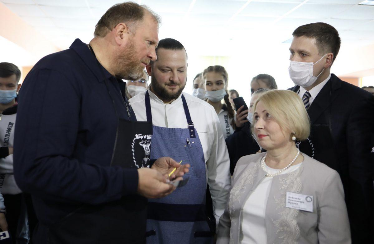 Константин Ивлев предложил провести вНижнем Новгороде первый Поволжский гастрономический форум
