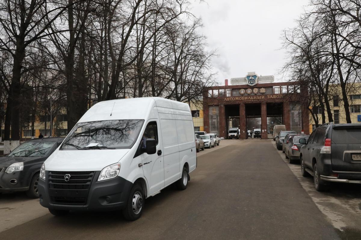 Машины времени: чем сейчас живет нижегородский автопром