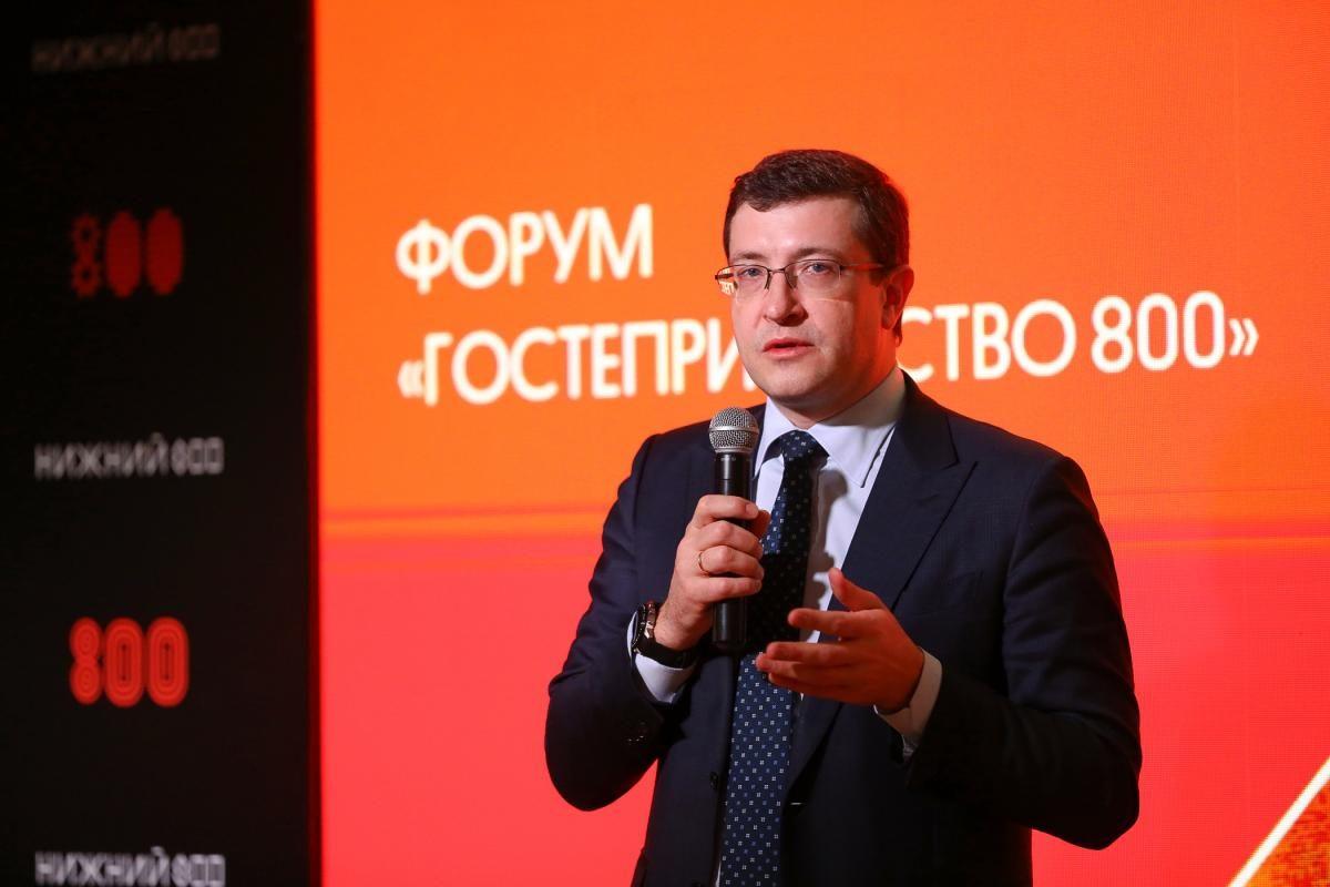 Глеб Никитин: «Гостеприимство 800″ — это первая крупная встреча власти иабсолютно всех направлений туриндустрии»