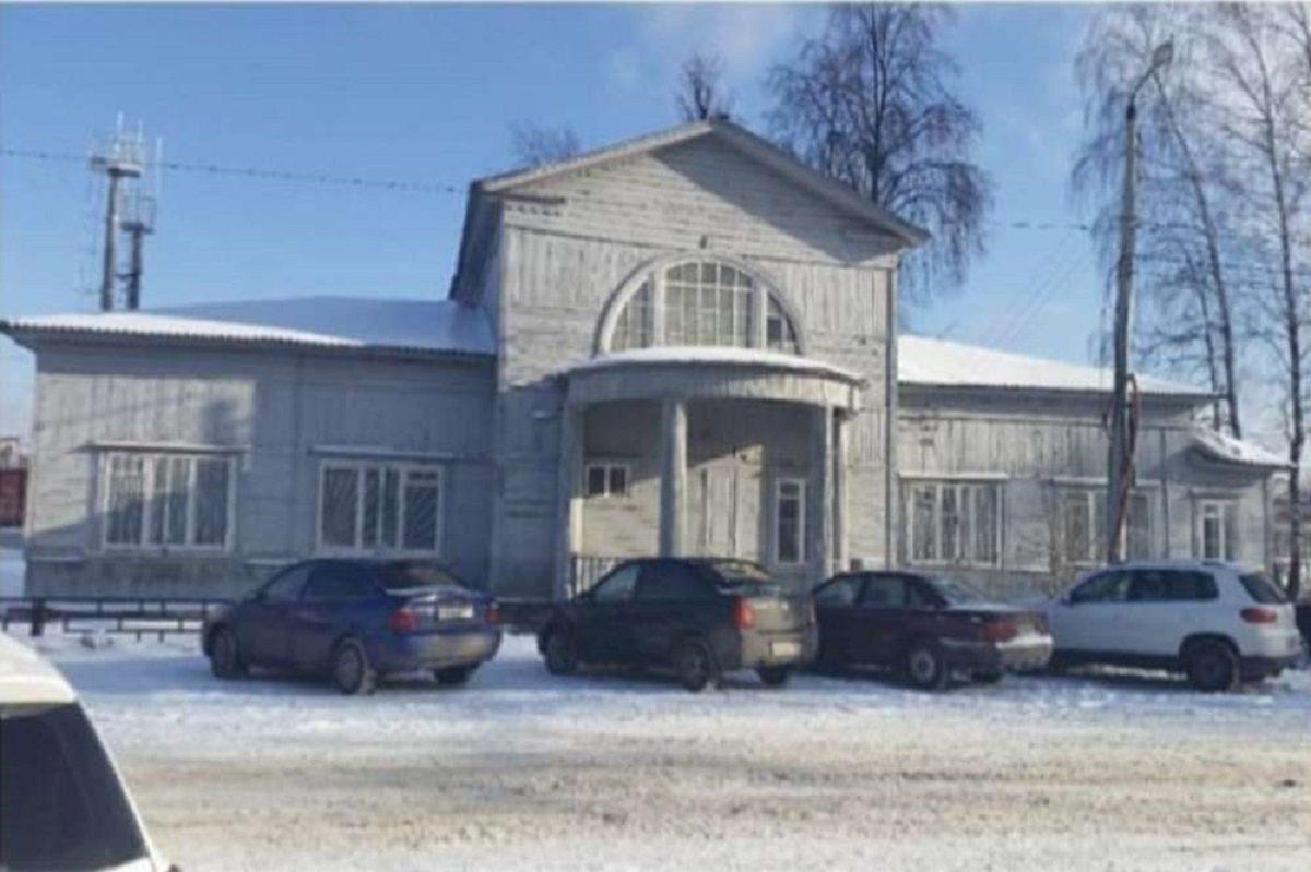 Здание вокзала «Моховые горы» на Бору продают за 31 млн рублей