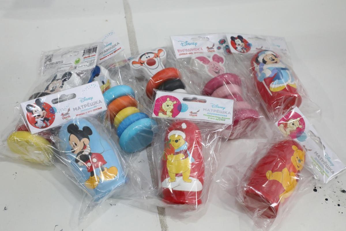 Игрушки под торговыми марками «Дисней» и «Марвел» начала производить фабрика в Вознесенском районе