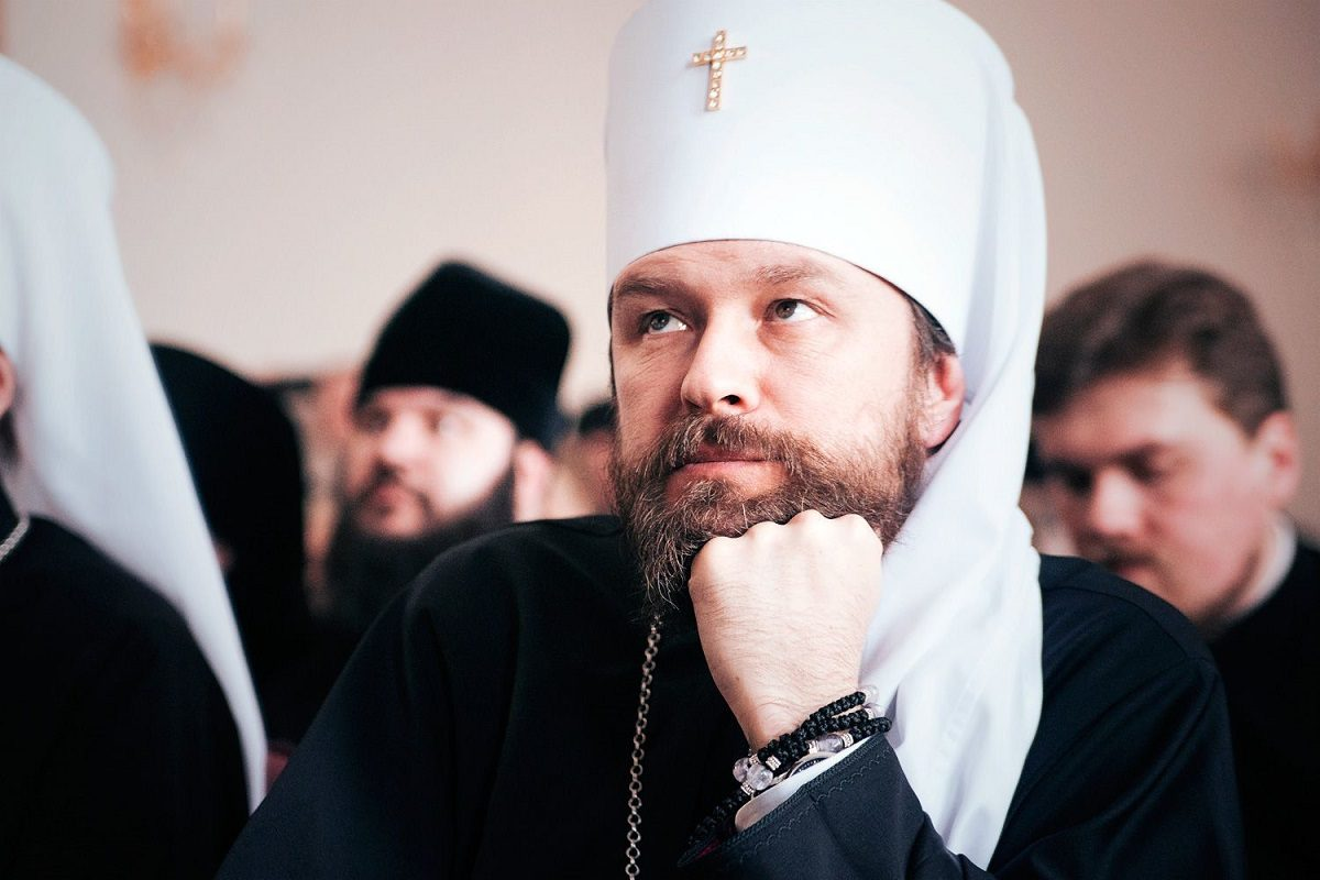 Гапоновщина: почему один из главных церковных иерархов работает на раскол российского общества