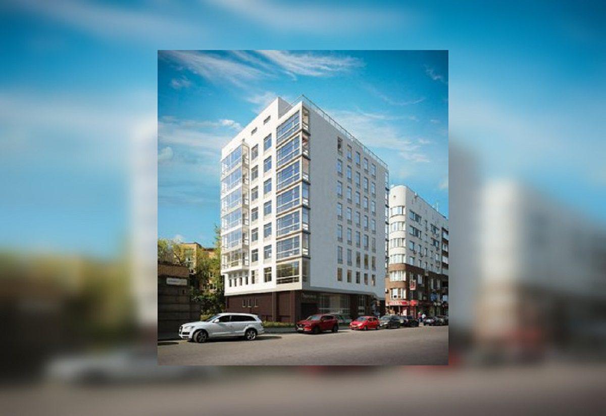 8-этажный жилой дом с подземной парковкой возведут в центре Нижнего Новгорода