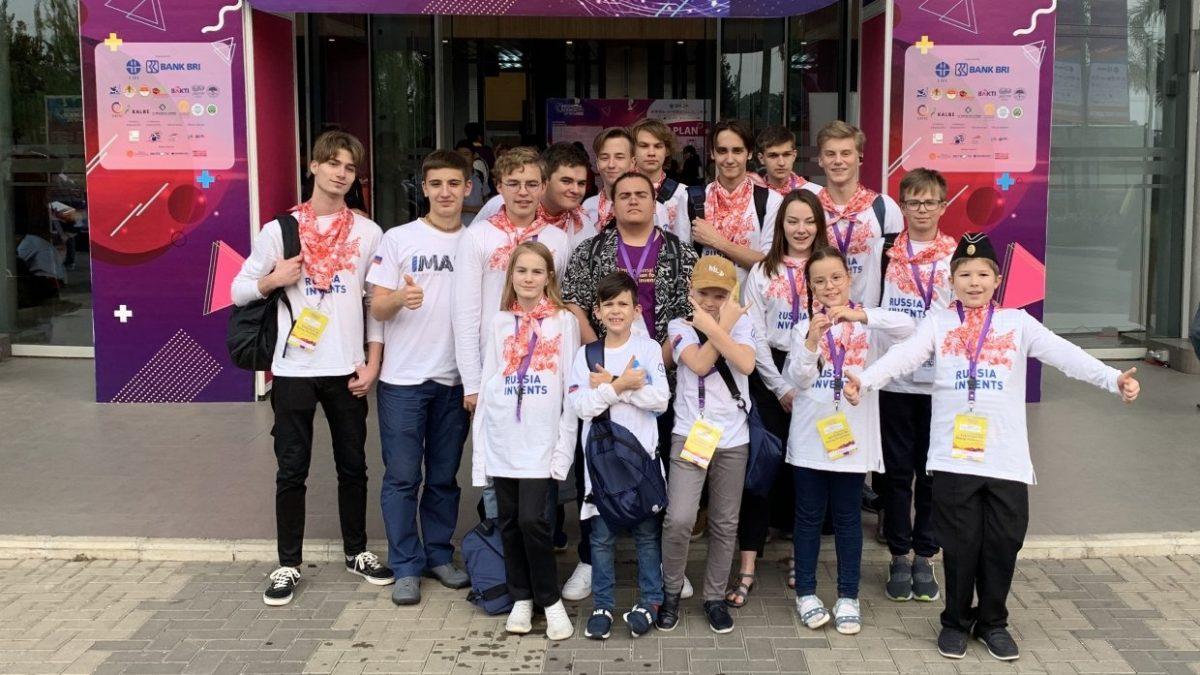 Нижегородских школьников приглашают принять участие в Международной выставке юных изобретателей