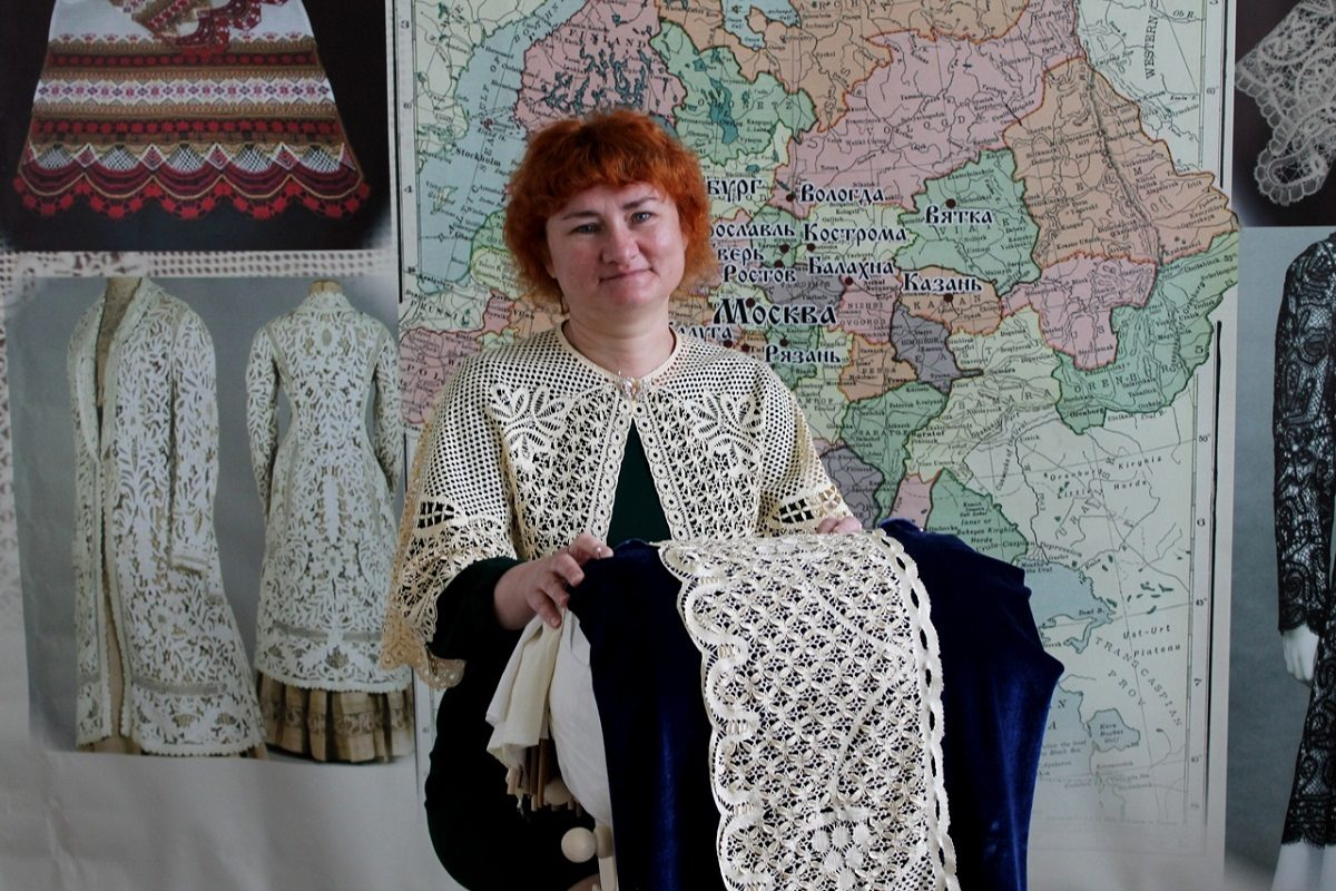 Мария Карташова: «Хочется развивать балахнинский промысел как бренд»