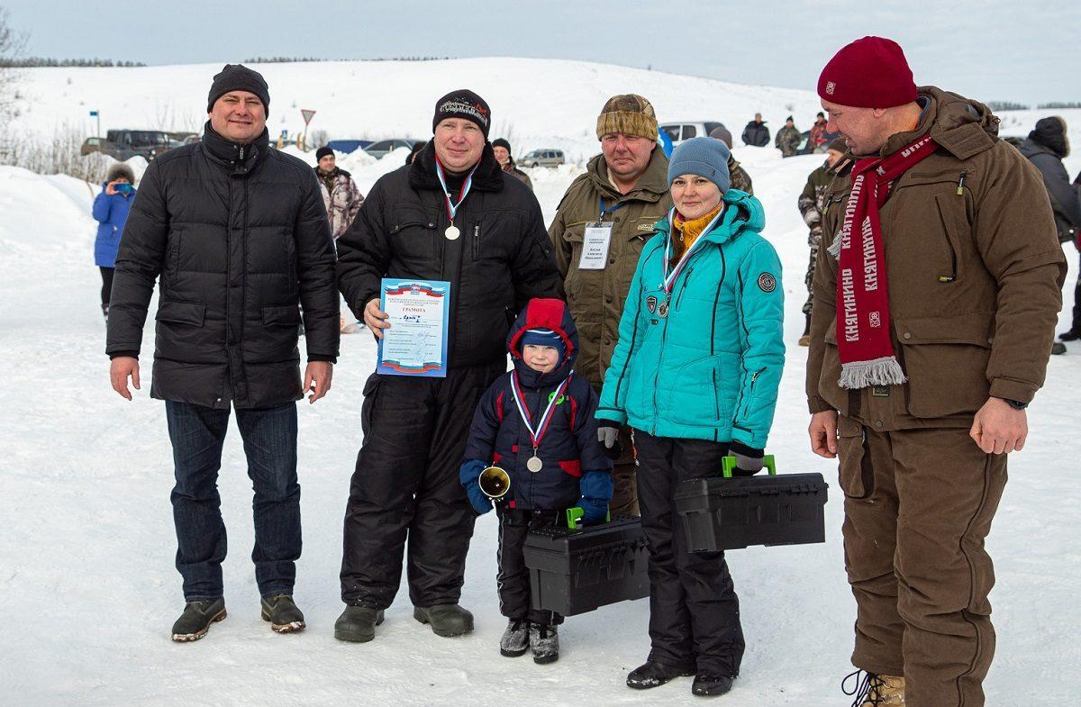Рыбалка, биатлон и «Щелкунчик»: как княгининцы провели последние зимние выходные