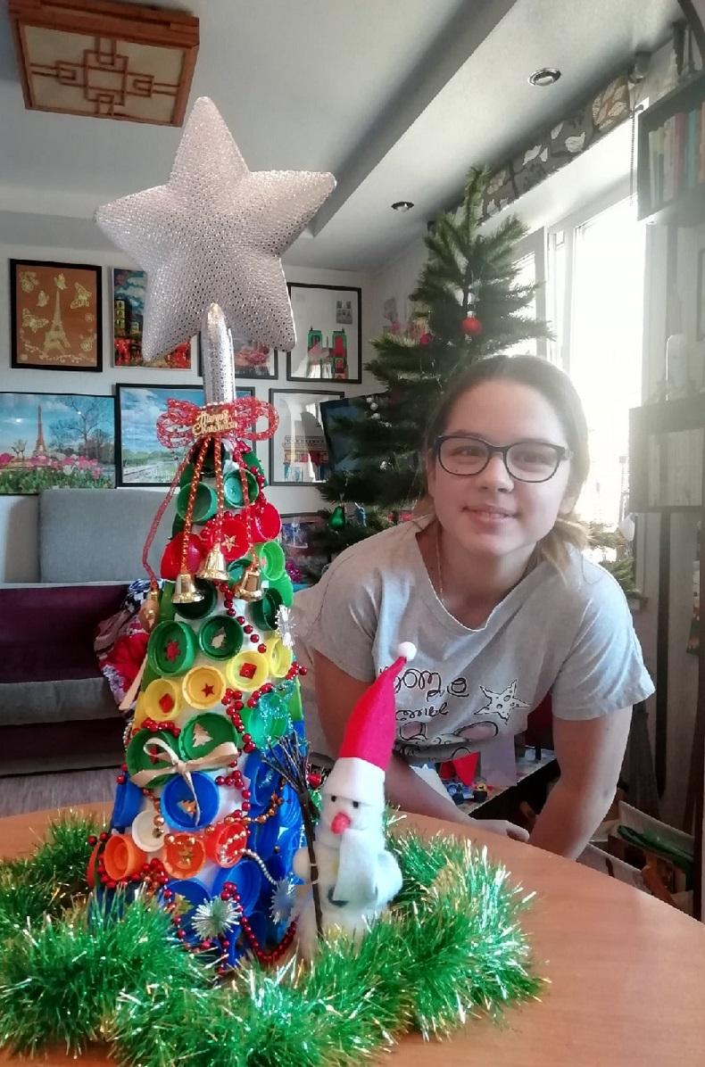 конкурс эко-око елка