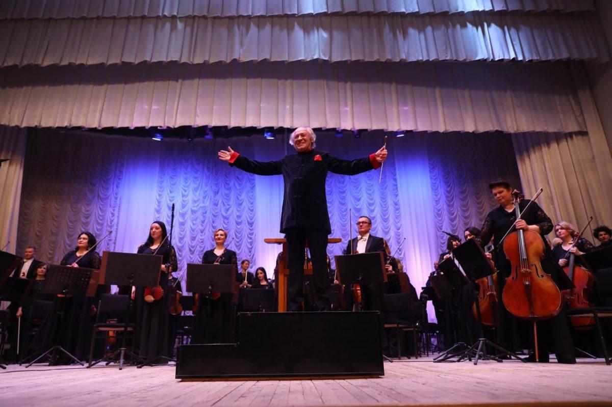 Праздничный концерт к8Марта прошел вНижегородской филармонии