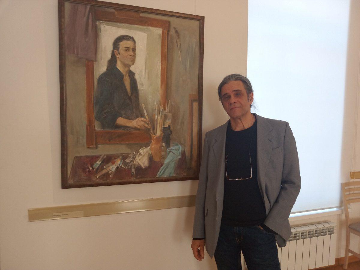 Откровения художника: выставка портретиста Валерия Крылатова открылась в Нижнем Новгороде
