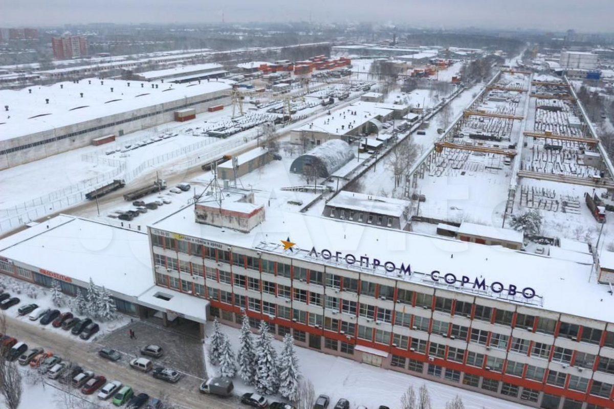 Уникальный бизнес-комплекс продается в Сормове за 2,5 млрд рублей