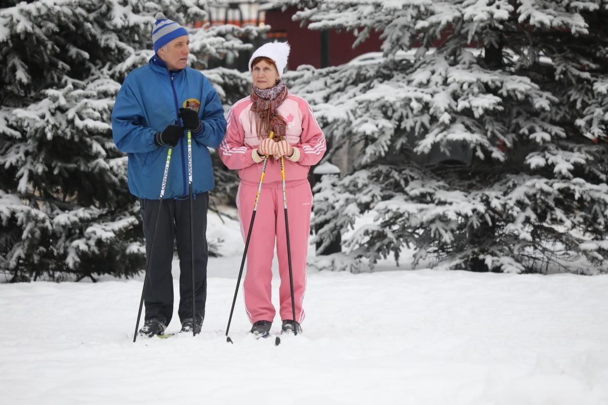 Навострили лыжи: где покататься с гор в Нижнем Новгороде и области