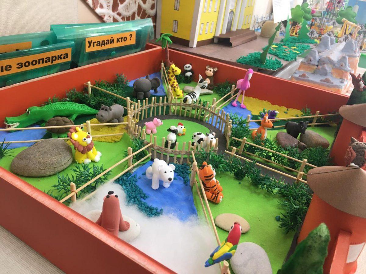 Макеты навыставке «Любимые места любимого города» оценили специалисты Минэкологии Нижегородской области