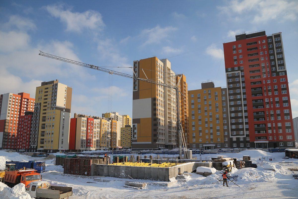Два детских сада и школу возводят в микрорайоне Новая Кузнечиха