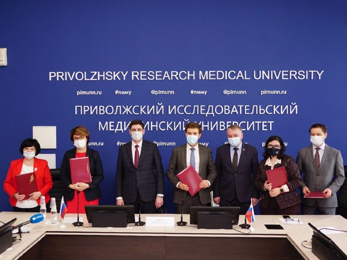 Межвузовская лаборатория для исследования деятельности мозга будет создана вНижегородской области