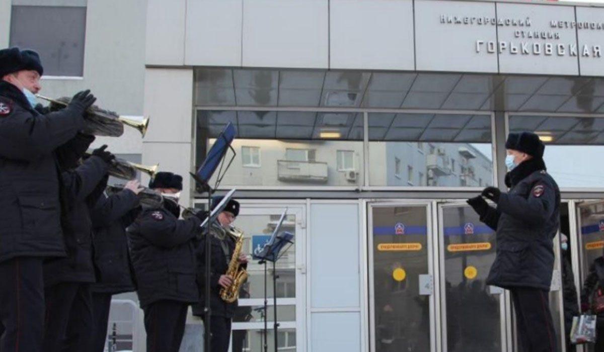 Оркестр МВД исполнит концерт в честь 8 марта