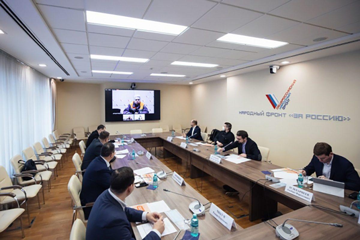 Волонтёры и МВД обсудили, как облегчить систему поиска пропавших людей