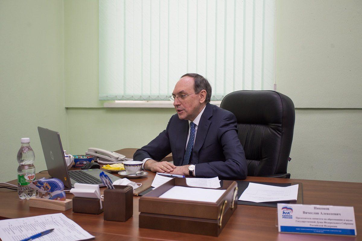 Вячеслав Никонов: «Депутатский прием – это возможность помочь людям в решении их проблем»