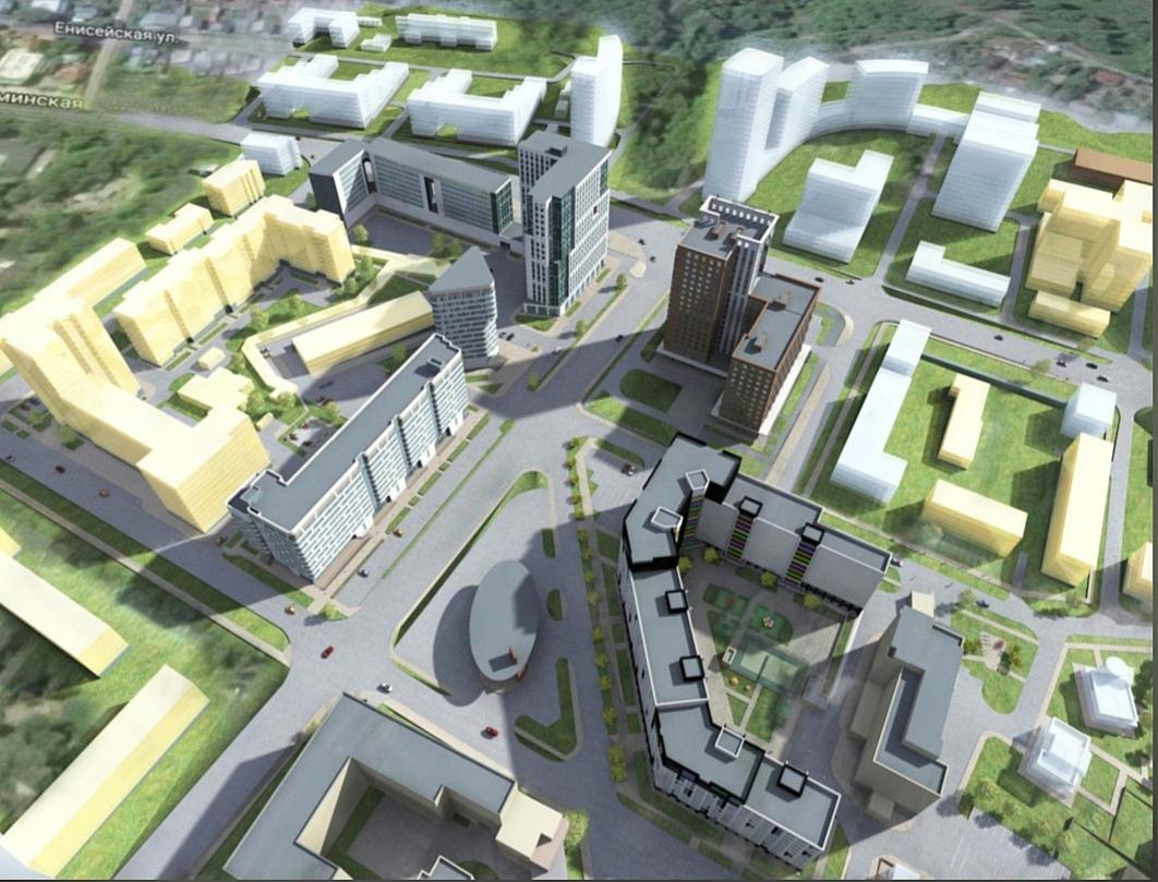 В центре Нижнего Новгорода появится гостиница с башнями и подземной автостоянкой