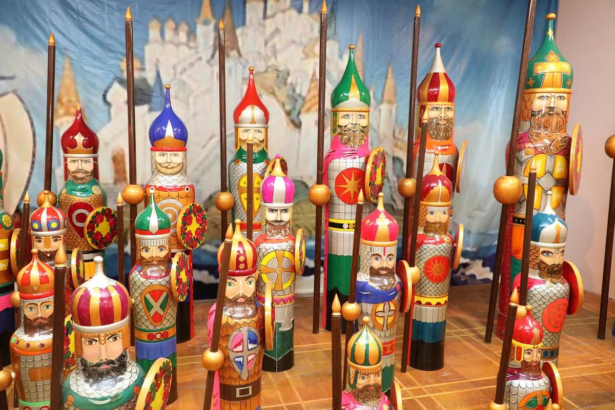 производству деревянных игрушек «Уланик»
