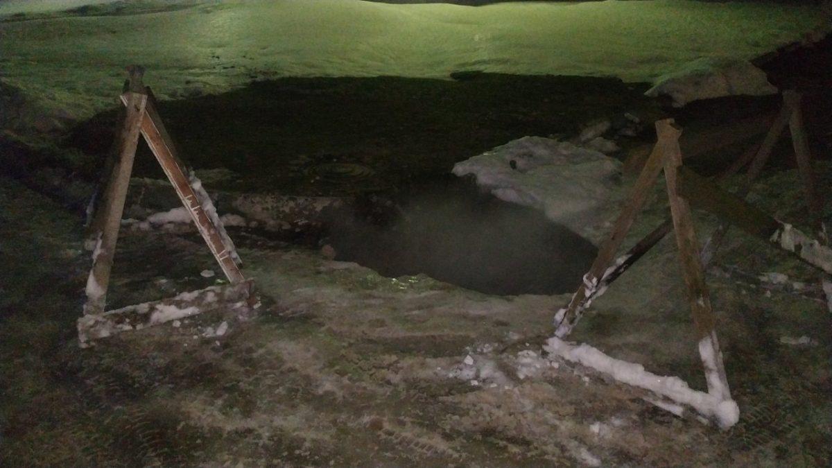 В администрации Дзержинска прокомментировали падение студентки в яму с кипятком на улице Петрищева