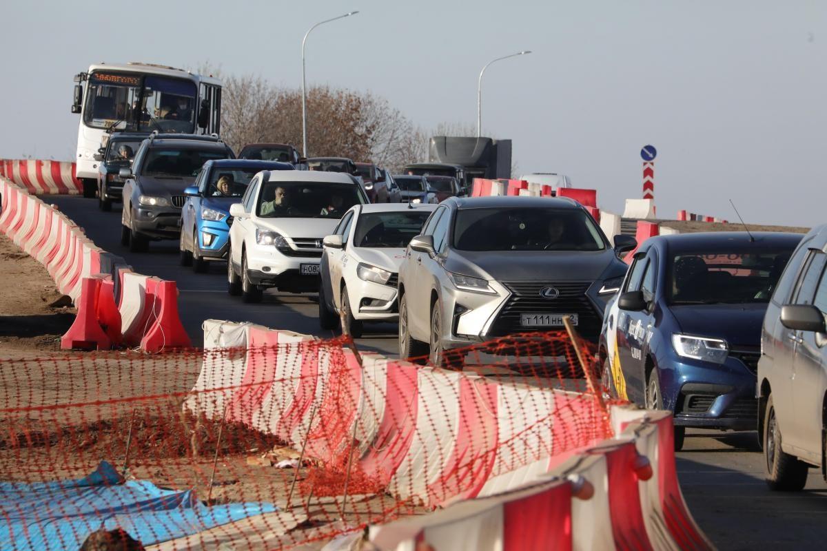 На строительство транспортной развязки в Ольгино выделят дополнительные средства