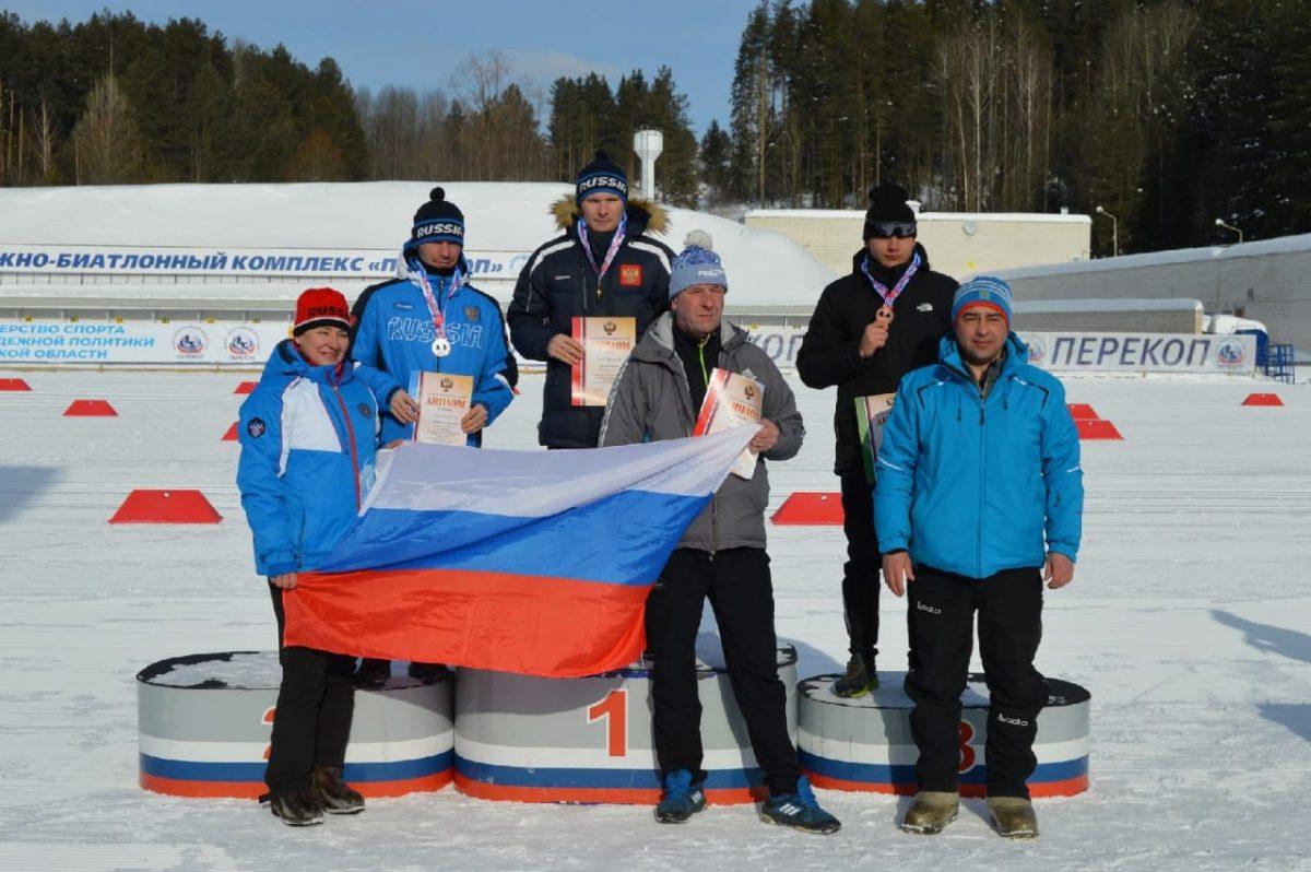 Две серебряные медали завоевала нижегородская сборная наЧемпионате иПервенстве России полыжным гонкам спорта ЛИН