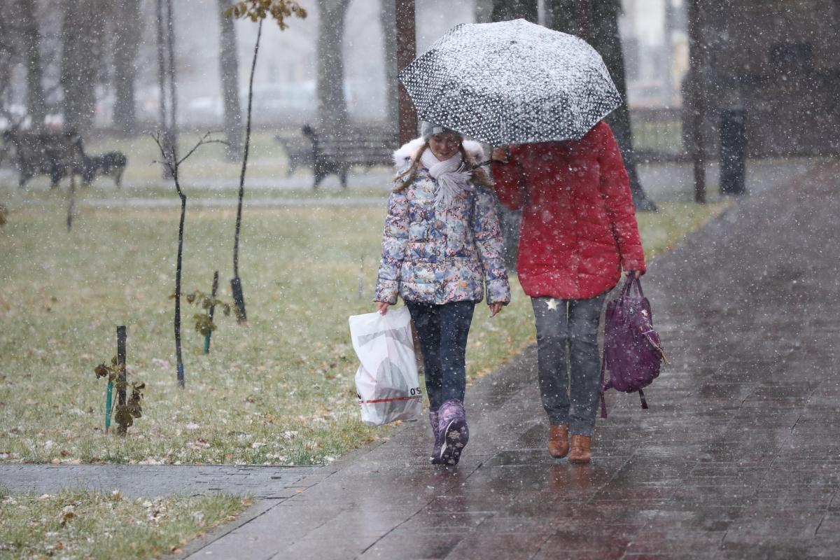 На новой рабочей неделе в Нижегородской области будет тепло и ветрено