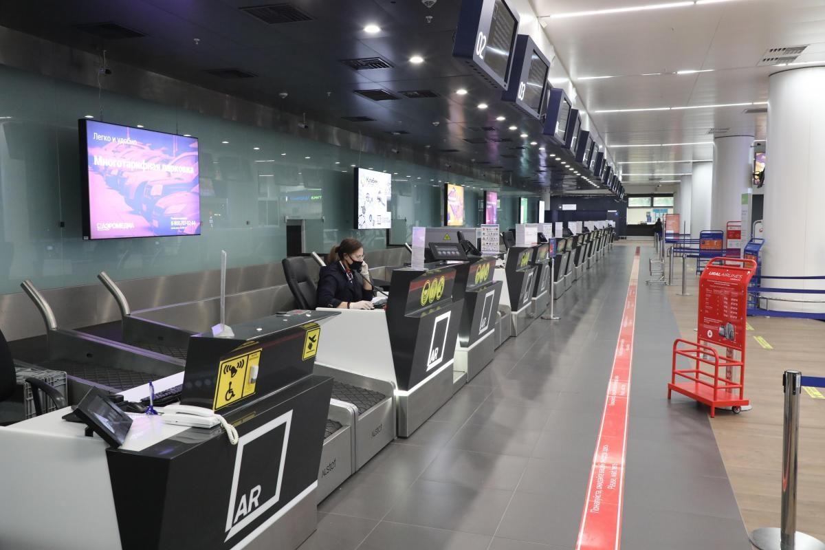 В аэропорту Стригино открываются рейсы на Кипр и в Тунис