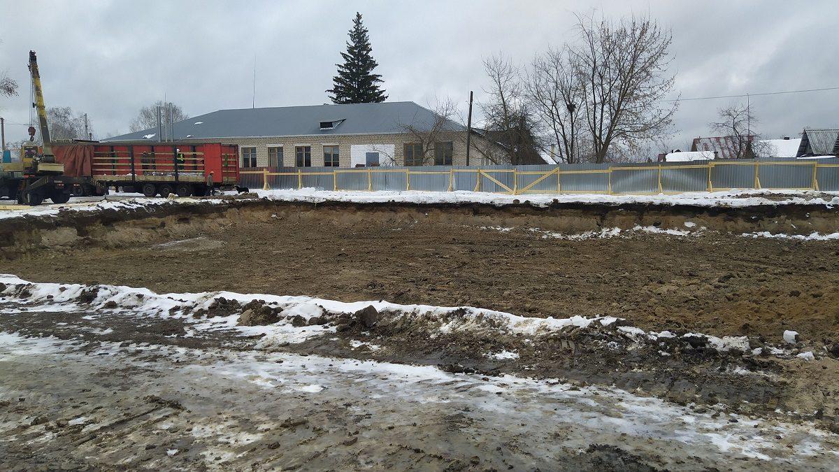 Впоселке Велетьма Кулебакского района построят детский сад на40 мест