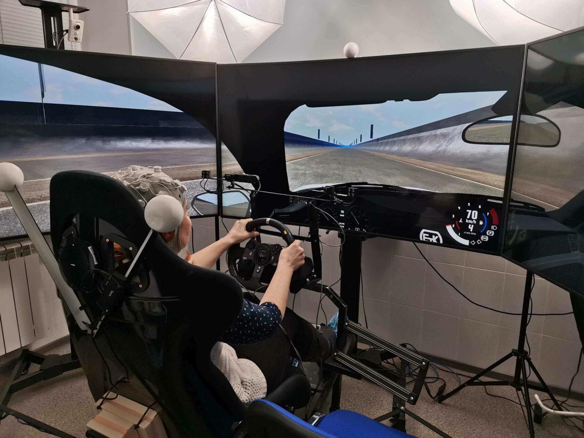 В ПИМУ проводят эксперимент по изучению мозга водителей