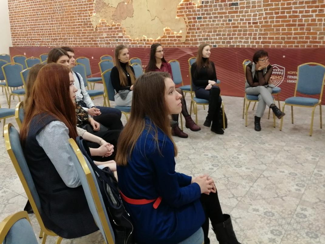 Интеллектуальный резерв Нижегородского НОЦ получил поддержку Министерства образования региона