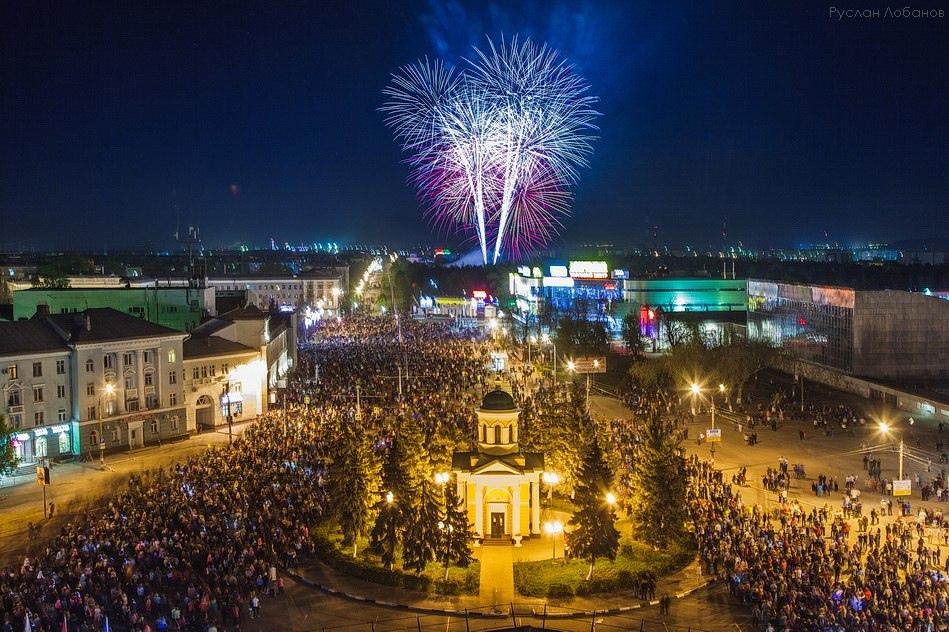 В Дзержинске идет подготовка к празднованию Дня Победы и Дня города