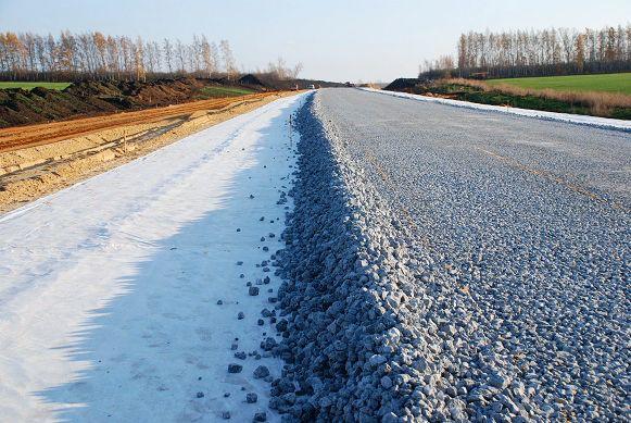 «Автобан» внедряет геосинтетические материалы для дорожного строительства