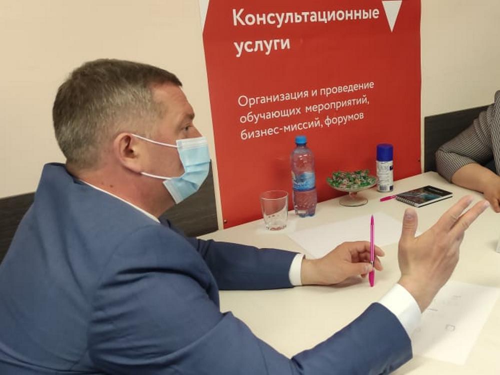 Более 1,5 тысячи нижегородских предпринимателей получат консультации в центрах «Мой бизнес» в 2021 году