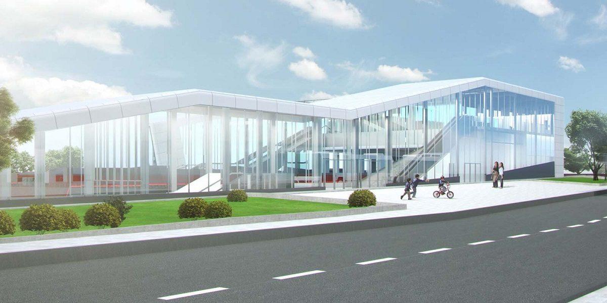 Опубликованы фотографии вокзала, на который будут прибывать нижегородские «Ласточки» и «Стрижи»